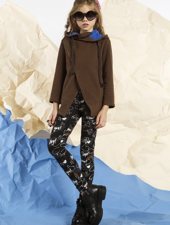 GemKids | Худи Catswalk | Одежда для детей и подростков |