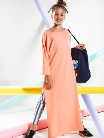 GemKids | Платье Cores | Одежда для детей и подростков |