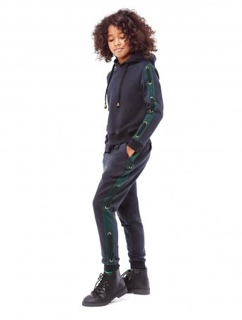 GemKids | Брюки Easnadh Dark | Одежда для детей и подростков |